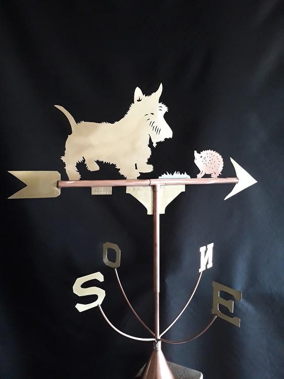 chien Scottish petit modèle 235 €